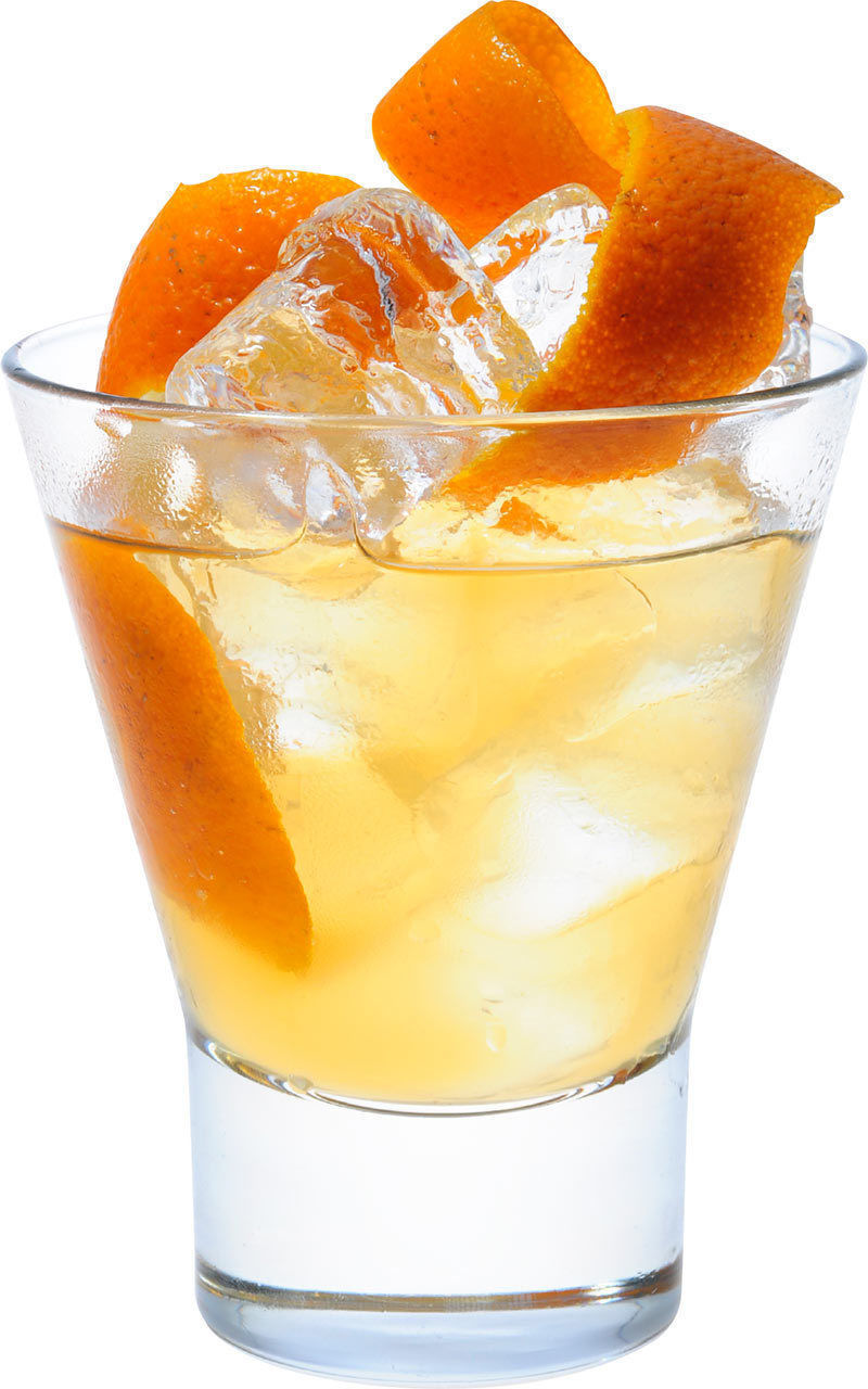 Comment préparer le cocktail Old-fashioned à la camomille